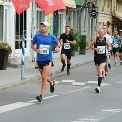 Tallinna Maraton - Jaanus Pedak (61), Steven Raudsepp (103), Rasmus Kruusa (187)