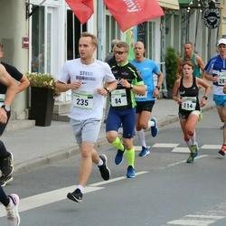 Tallinna Maraton - Indrek Valge (84), Jaakob Lambot (235)