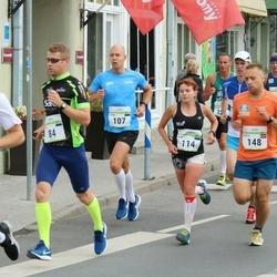 Tallinna Maraton - Mari Boikov (114), Karlis Bumans (148)