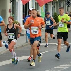 Tallinna Maraton - Roman Jõerand (66), Mari Boikov (114), Karlis Bumans (148)