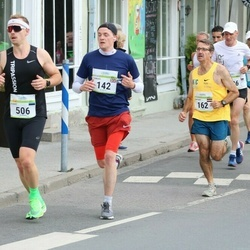 Tallinna Maraton - Samuel Austen (142), Guntars Bumans (162)