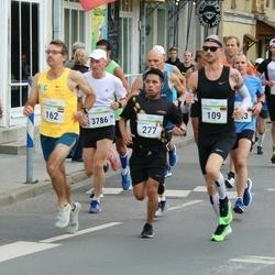 Tallinna Maraton - Guntars Bumans (162), Armando Lau (277)