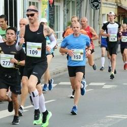 Tallinna Maraton - Lennart Behmer (109), Christian Puttlitz (153)