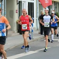 Tallinna Maraton - Konstantin Bilozor (128), Jens Schlottag (140)
