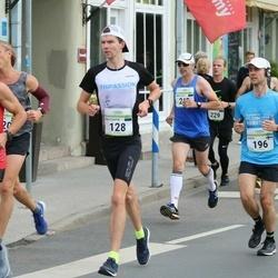Tallinna Maraton - Konstantin Bilozor (128), Madis Tammekänd (196)