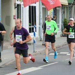 Tallinna Maraton - Martin Käsper (168), Lisett Alt (406)