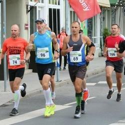 Tallinna Maraton - Andres Laineste (74), Mait Miller (96), Dag Nilsson (124), Urmo Kesküla (166)