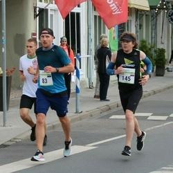 Tallinna Maraton - Igor Tšernetsov (83), Grigory Evdokimov (145)