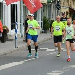 Tallinna Maraton - Ugis Revelins (129), Sergejs Artemjevs (174), Marko Liiv (255)