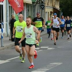 Tallinna Maraton - Ugis Revelins (129), Pauli Sved (147)