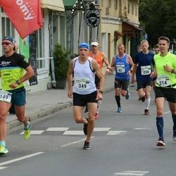 Tallinna Maraton - Evgeny Rusakov (214), Tauno Mölder (349)