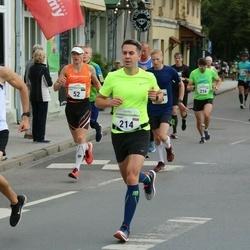 Tallinna Maraton - Evgeny Rusakov (214)