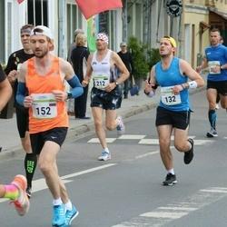 Tallinna Maraton - Kyle Fenn (132), Vitalii Rabtsevich (152)
