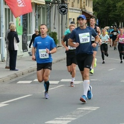 Tallinna Maraton - Märt Sildvee (286), Ainar Sepnik (324)