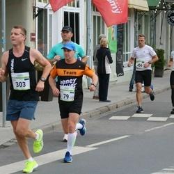 Tallinna Maraton - Kristjan Ööpik (79), Harles Tammeleht (303)