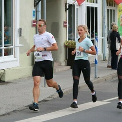 Tallinna Maraton - Birgit Kasela (298), Britta Kasela (299), Veiko Voolaid (456)