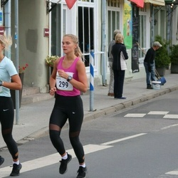 Tallinna Maraton - Birgit Kasela (298), Britta Kasela (299)