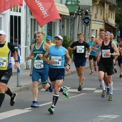 Tallinna Maraton - Kalle Koop (179), Dmitri Aleksejev (204)