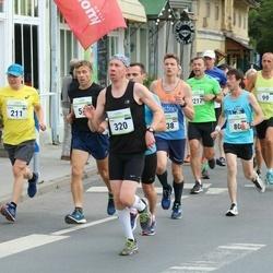 Tallinna Maraton - Samuli Rissanen (211), Peeter Kenkmann (320)