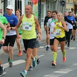 Tallinna Maraton - Kristo Kokk (99), Nele Ohmann (2425)