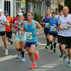 Tallinna Maraton - Jelizaveta Dubovik (78), Steve Halton (279), Antti Ventsel (3064)