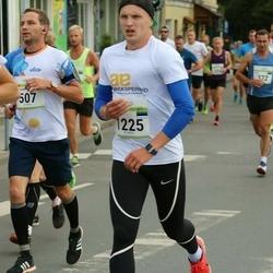 Tallinna Maraton - Heiki Hunt (1225), Antti Ventsel (3064)