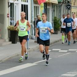 Tallinna Maraton - Mairo Rõuk (164), Ansis Blaus (254)