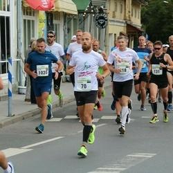 Tallinna Maraton - Karl Peeter Valk (70), Gennadii Berezin (1020)