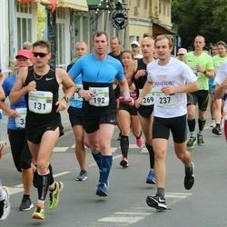 Tallinna Maraton - Dzmitry Filitaryn (131), Viktor Zabigailo (192), Marko Elli (237), Jani Laitinen (3698)