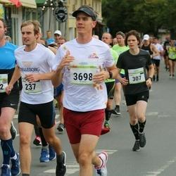 Tallinna Maraton - Marko Elli (237), Jani Laitinen (3698)
