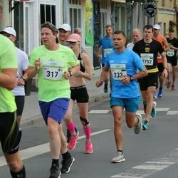 Tallinna Maraton - Aigor Paas (233), Tuomo Hämäläinen (317)