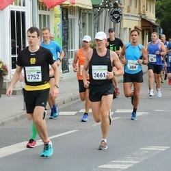 Tallinna Maraton - Karlis Adlers (1752), Henri Kaljumäe (3661)