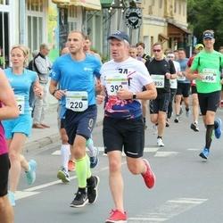 Tallinna Maraton - Jan Demidovits (220), Ivan Baryshev (392)