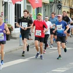 Tallinna Maraton - Radek Bedynski (268), Erki Elbrecht (374)