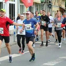 Tallinna Maraton - Radek Bedynski (268), Artem Pysarenko (424)
