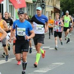 Tallinna Maraton - Kristjan Prants (344), Rain Vosman (852)