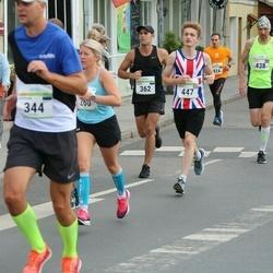 Tallinna Maraton - Andrei Averkijev (362), Sonny Locke (447)