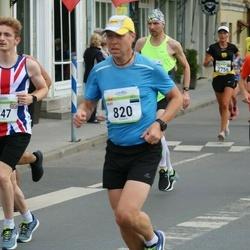 Tallinna Maraton - Sonny Locke (447), Olev Peters (820)