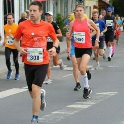 Tallinna Maraton - Mikk Prantsen (308), Bret Schär (3459)