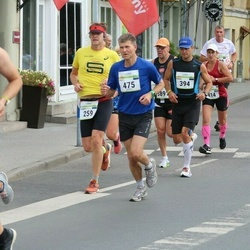 Tallinna Maraton - Marek Kõiv (394), Priit Pääru (475)