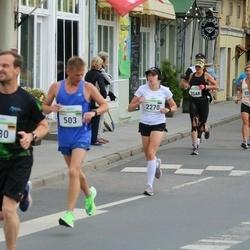 Tallinna Maraton - Yevhen Churiak (503), Anna Naumova (2270)