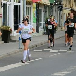 Tallinna Maraton - Georg Ott (325), Anna Naumova (2270), Sille Mustonen (3548)