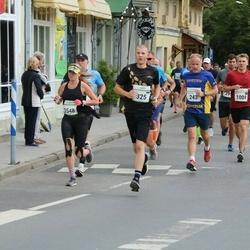 Tallinna Maraton - Georg Ott (325), Sille Mustonen (3548)