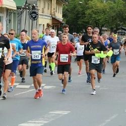 Tallinna Maraton - Christian Wass (243), Georg Ott (325), Priit Kruus (1008)