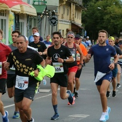 Tallinna Maraton - Abdellah Lakhdar (307), Amine Laghzaoui (606)