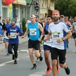 Tallinna Maraton - Urmas Tuvikene (502), Alvar Loog (3098)