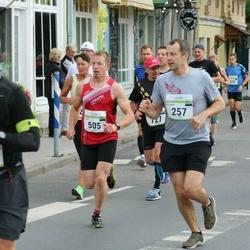 Tallinna Maraton - Oliver Alver (257), Jaan Jänes (505)