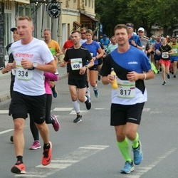 Tallinna Maraton - Egert Akenpärg (334), Victor Klochkov (817)