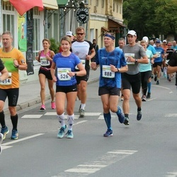 Tallinna Maraton - Tarmo Saremat (321), Hedvig Ots (526), Silver Laiv (888)