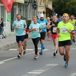 Tallinna Maraton - Roman Chistiakov (27), Riho Treumuth (348), Laura Piiper (1012), Martin Teetsov (1013)